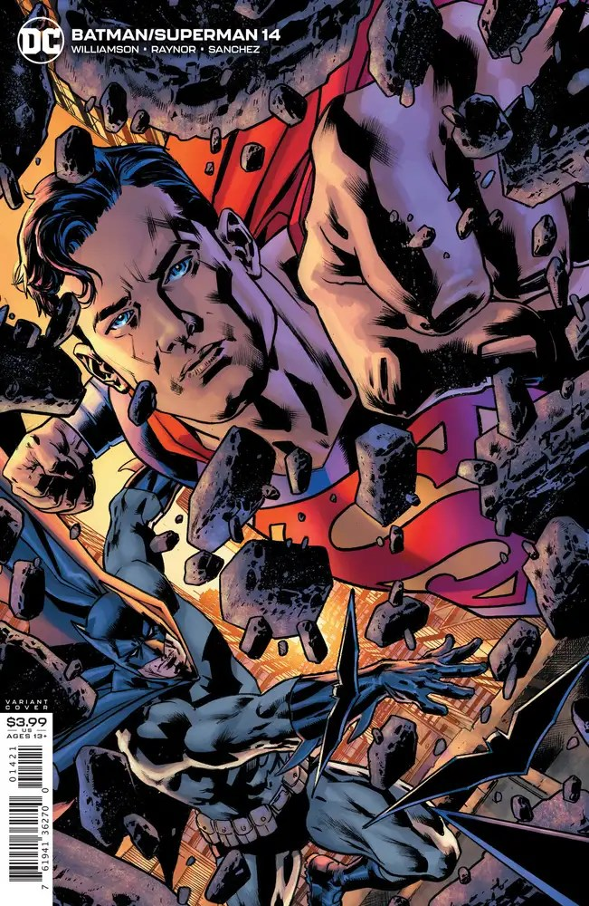 0920DC057 ComicList: DC Comics New Releases for 11/25/2020