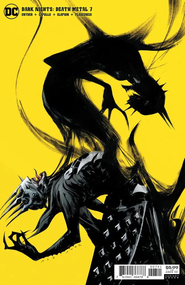 1020DC046 ComicList: DC Comics New Releases for 01/06/2021