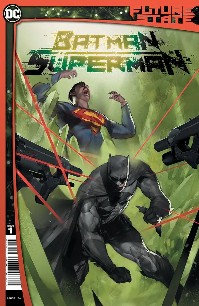 1120DC008 ComicList: DC Comics New Releases for 01/27/2021