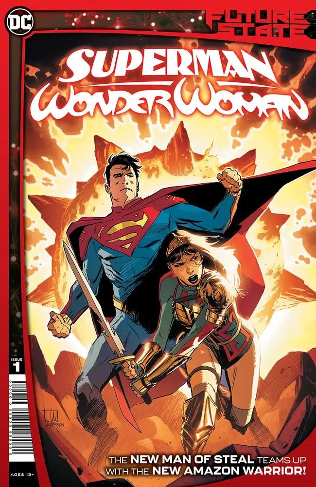 1120DC045 ComicList: DC Comics New Releases for 01/13/2021