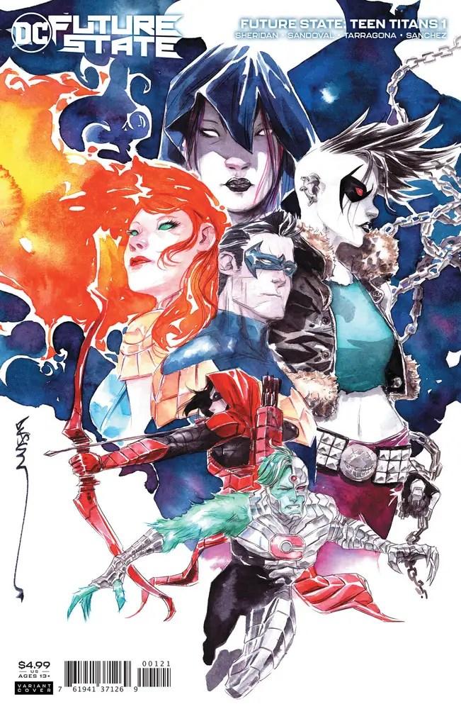 1120DC050 ComicList: DC Comics New Releases for 01/13/2021