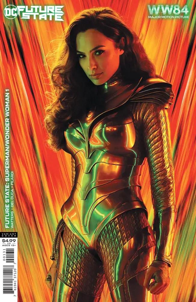 1120DC808 ComicList: DC Comics New Releases for 01/13/2021