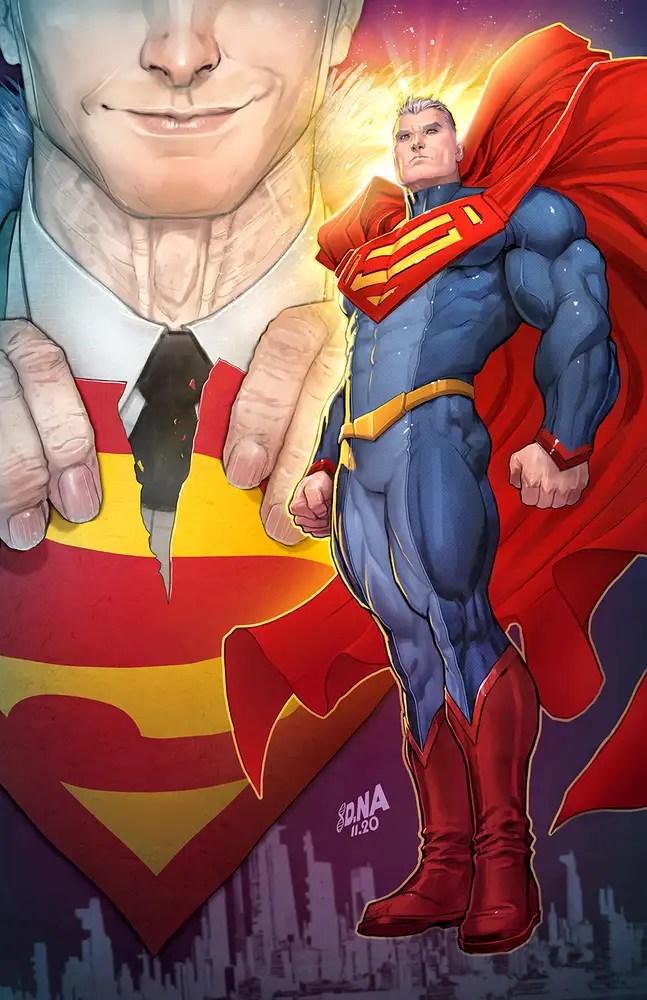 1220DC044 ComicList: DC Comics New Releases for 03/31/2021