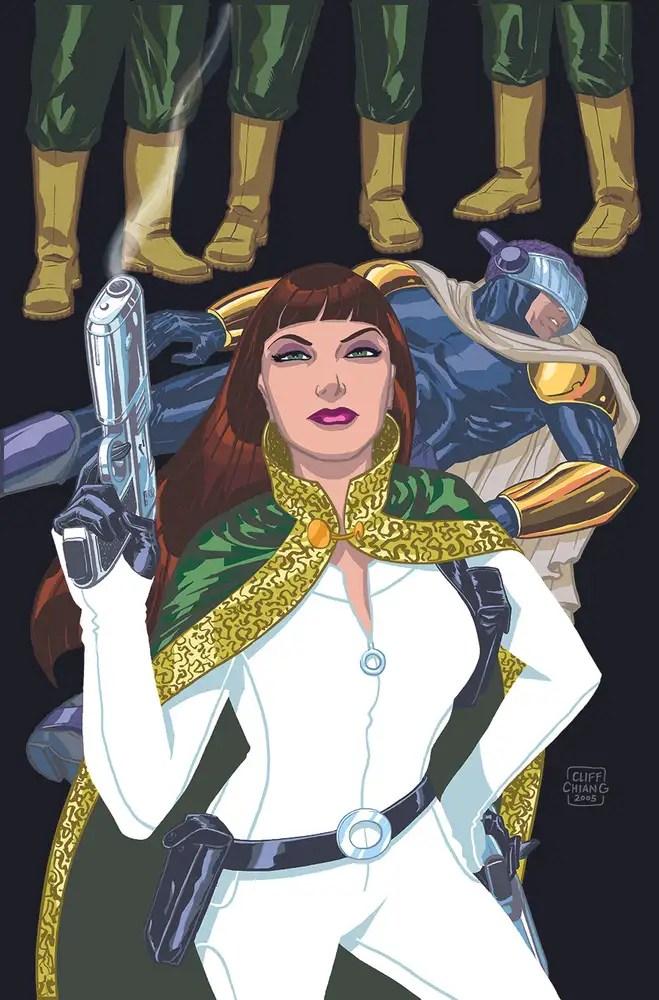 1220DC090 ComicList: DC Comics New Releases for 03/24/2021