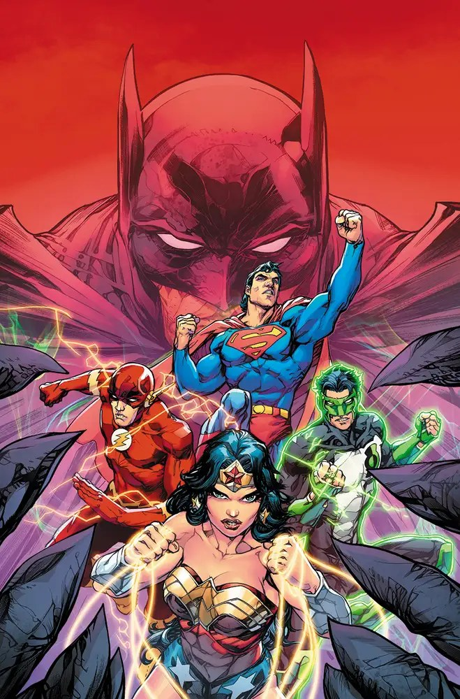 1220DC099 ComicList: DC Comics New Releases for 04/28/2021