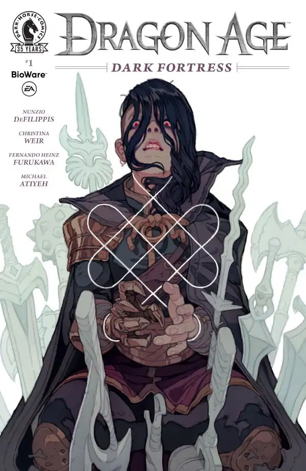 3002347 ComicList: Dark Horse Comics New Releases for 03/31/2021