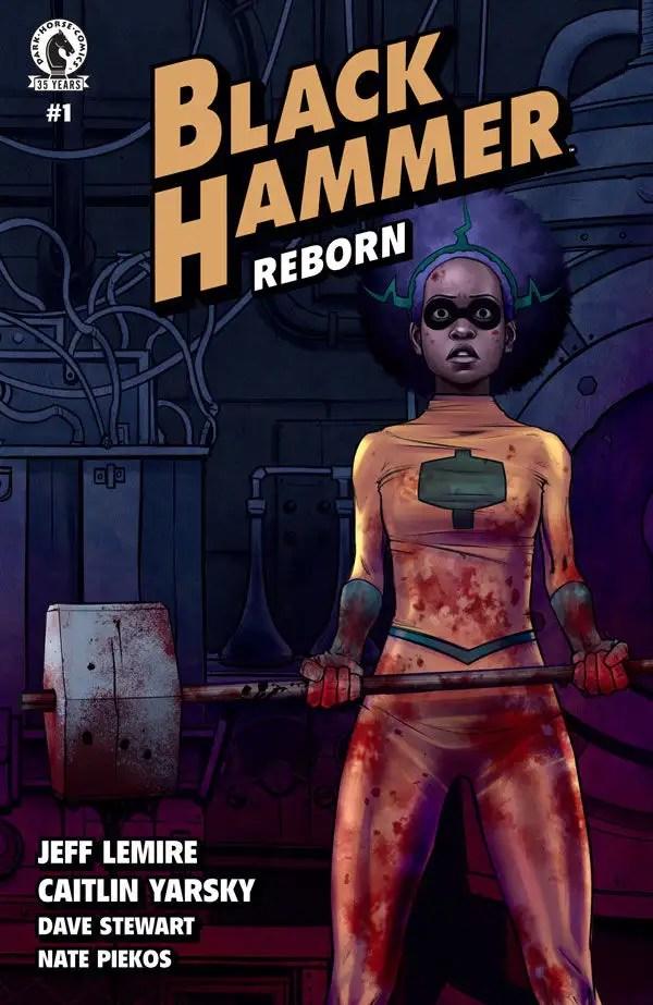 3004309 ComicList: Dark Horse Comics New Releases for 06/23/2021