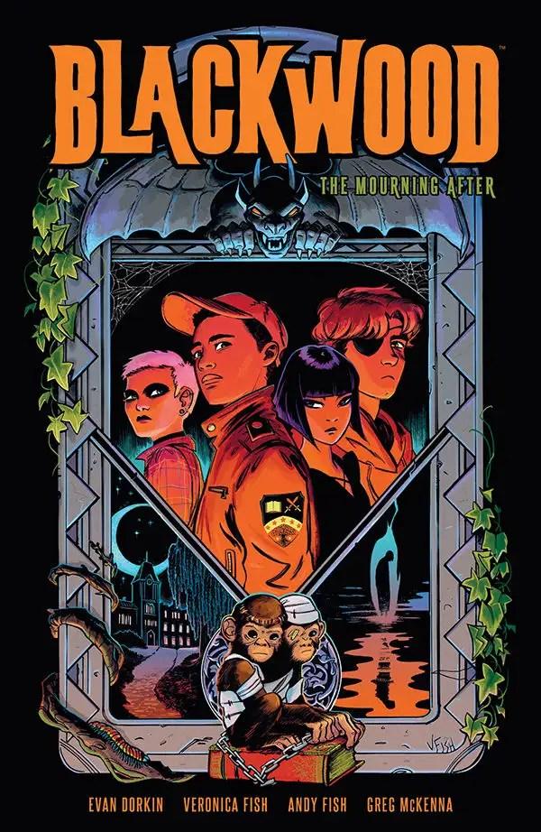 3004496 ComicList: Dark Horse Comics New Releases for 09/16/2020
