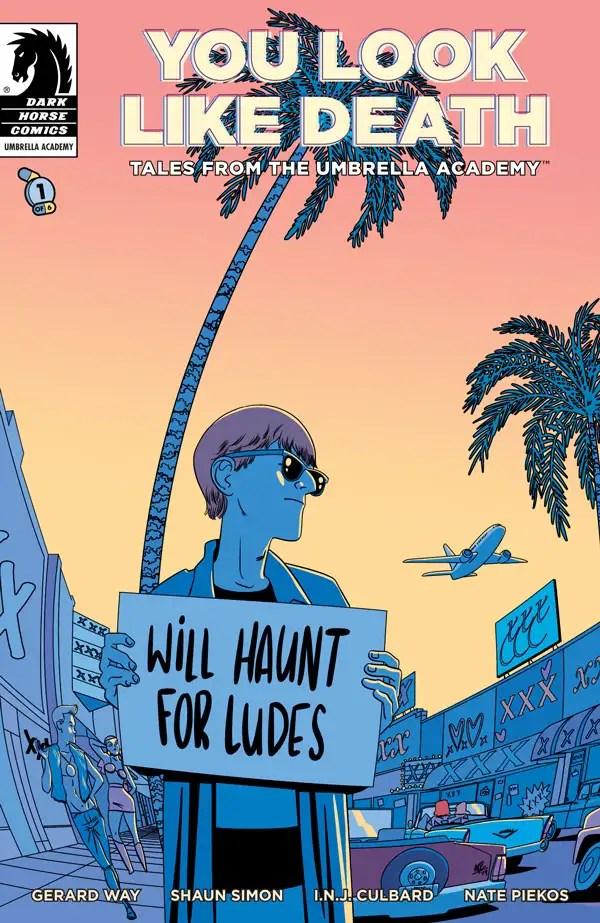 3004838 ComicList: Dark Horse Comics New Releases for 09/16/2020