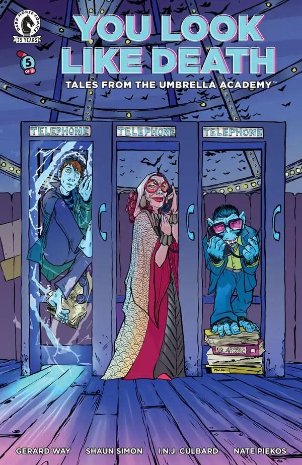 3004847 ComicList: Dark Horse Comics New Releases for 01/20/2021