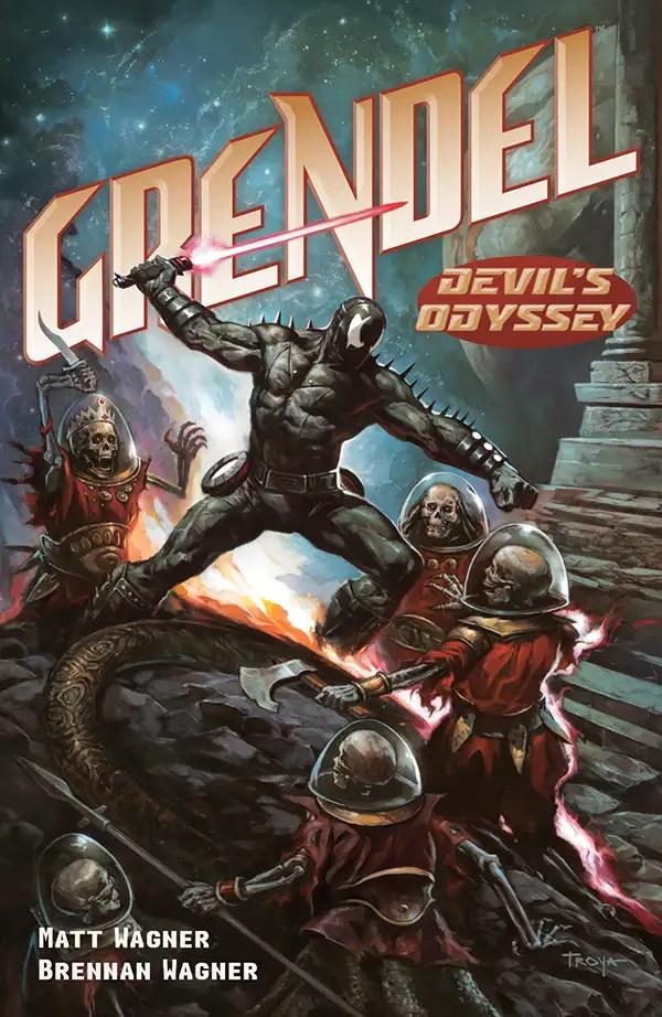 3005220 ComicList: Dark Horse Comics New Releases for 05/12/2021