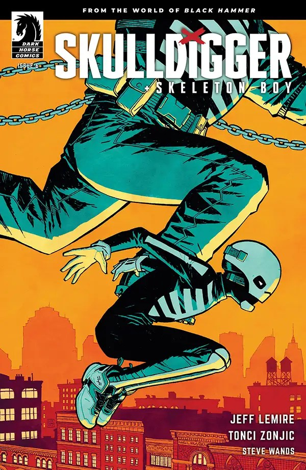 3005257 ComicList: Dark Horse Comics New Releases for 02/24/2021