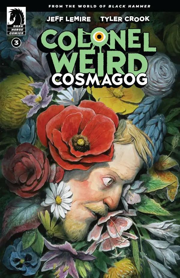 3005341 ComicList: Dark Horse Comics New Releases for 12/30/2020