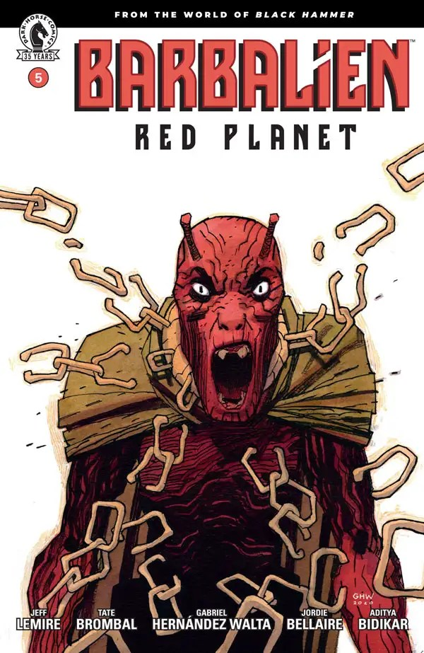 3005900 ComicList: Dark Horse Comics New Releases for 03/24/2021