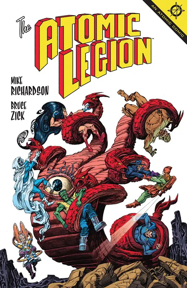 3006463 ComicList: Dark Horse Comics New Releases for 01/06/2021