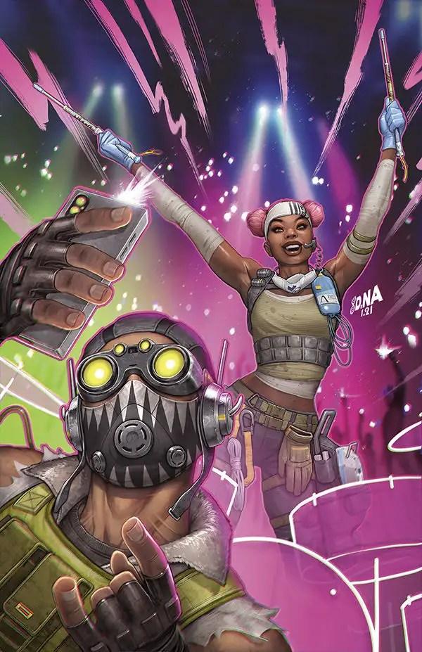 3006930 ComicList: Dark Horse Comics New Releases for 07/21/2021