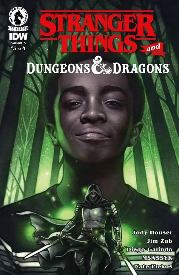 3007273 ComicList: Dark Horse Comics New Releases for 12/30/2020