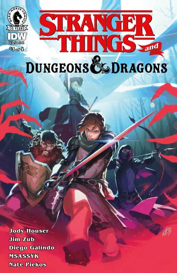 3007274 ComicList: Dark Horse Comics New Releases for 12/30/2020