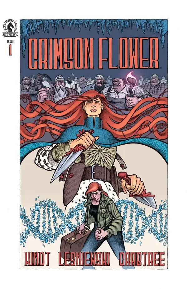 3007761 ComicList: Dark Horse Comics New Releases for 01/20/2021