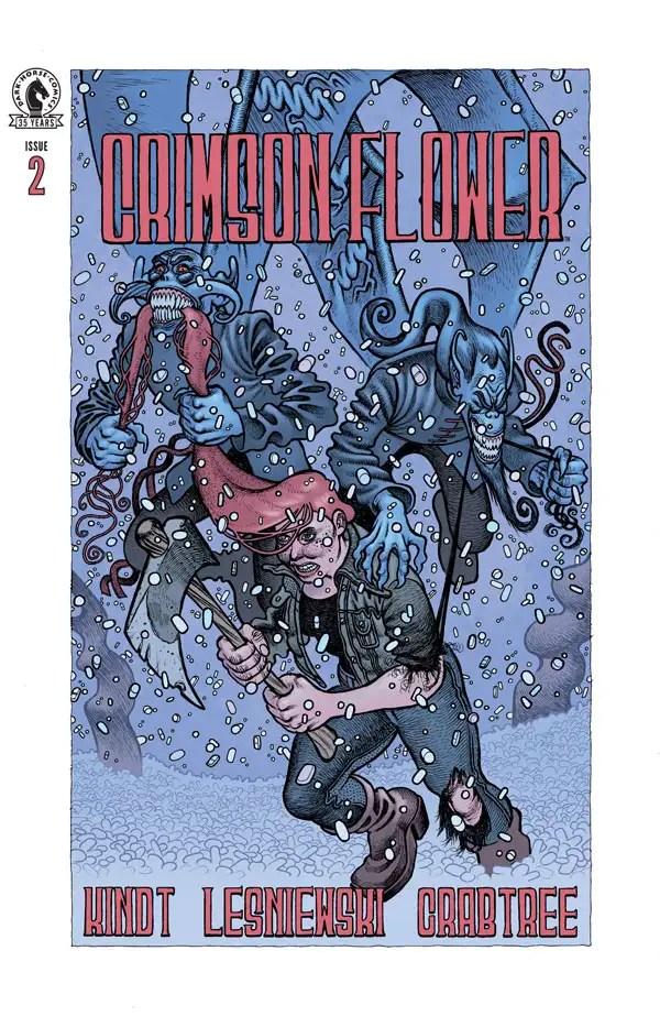 3007762 ComicList: Dark Horse Comics New Releases for 02/24/2021