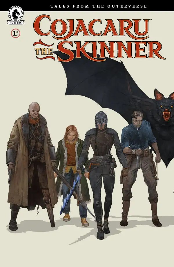3008056 ComicList: Dark Horse Comics New Releases for 04/21/2021