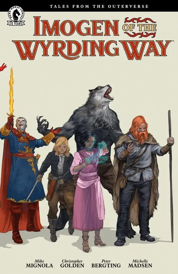3008057 ComicList: Dark Horse Comics New Releases for 06/23/2021