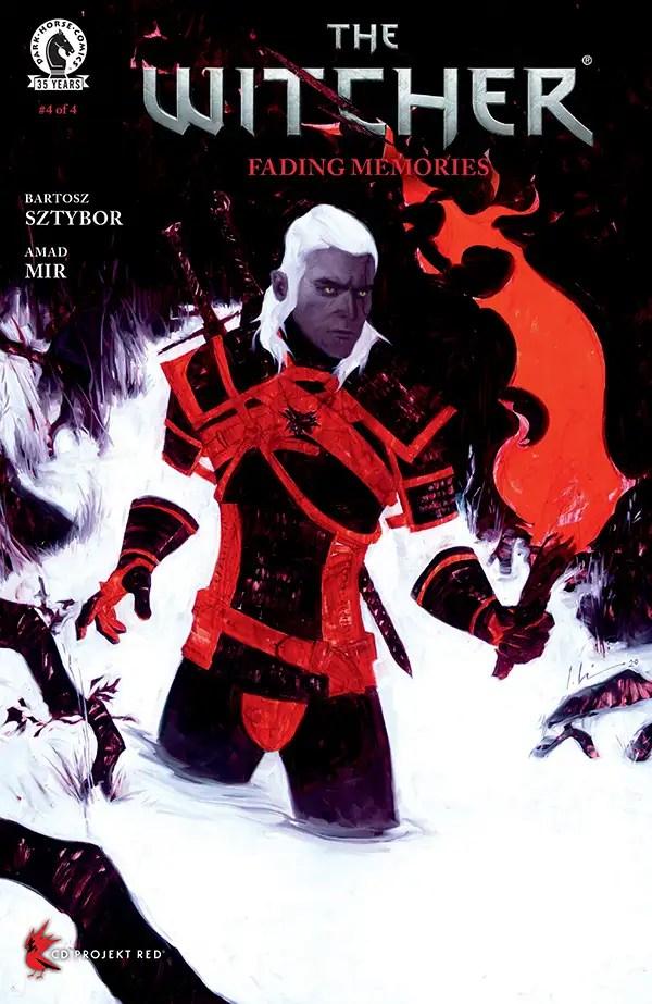 3008083 ComicList: Dark Horse Comics New Releases for 03/31/2021