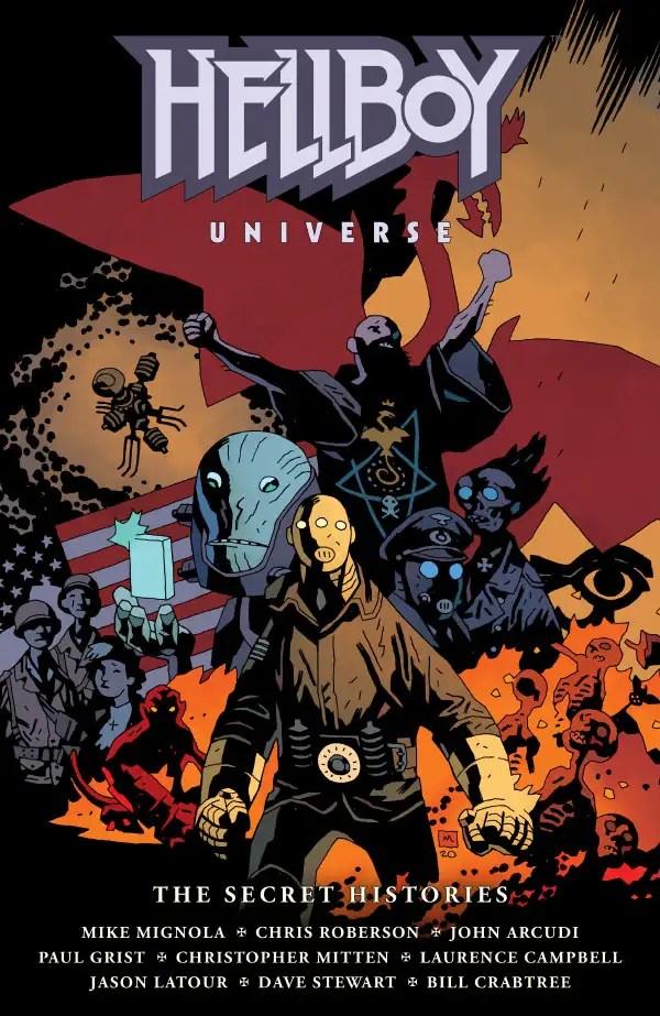 3008410 ComicList: Dark Horse Comics New Releases for 06/02/2021
