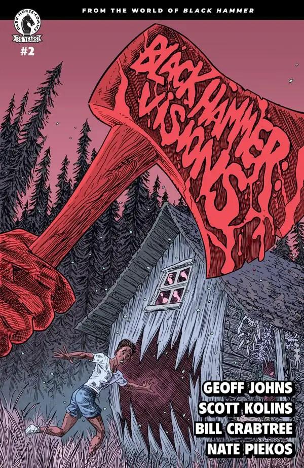 3008468 ComicList: Dark Horse Comics New Releases for 03/10/2021