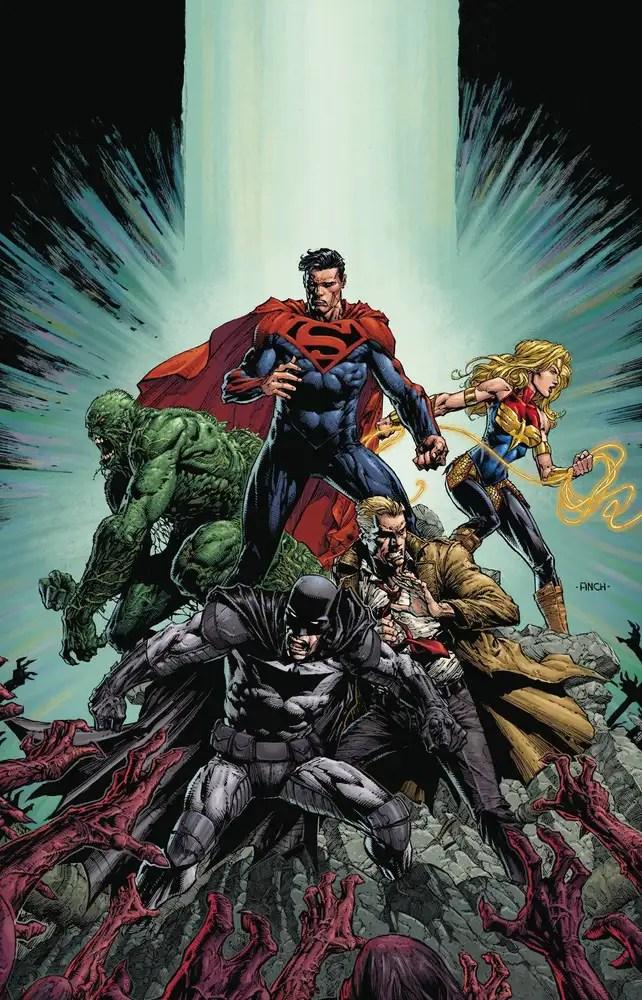 APR200506 ComicList: DC Comics New Releases for 07/08/2020