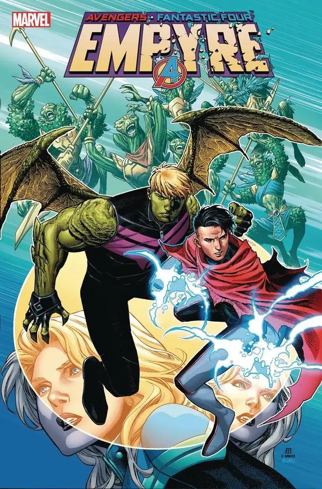 APR200851 ComicList: Marvel Comics New Releases for 08/12/2020