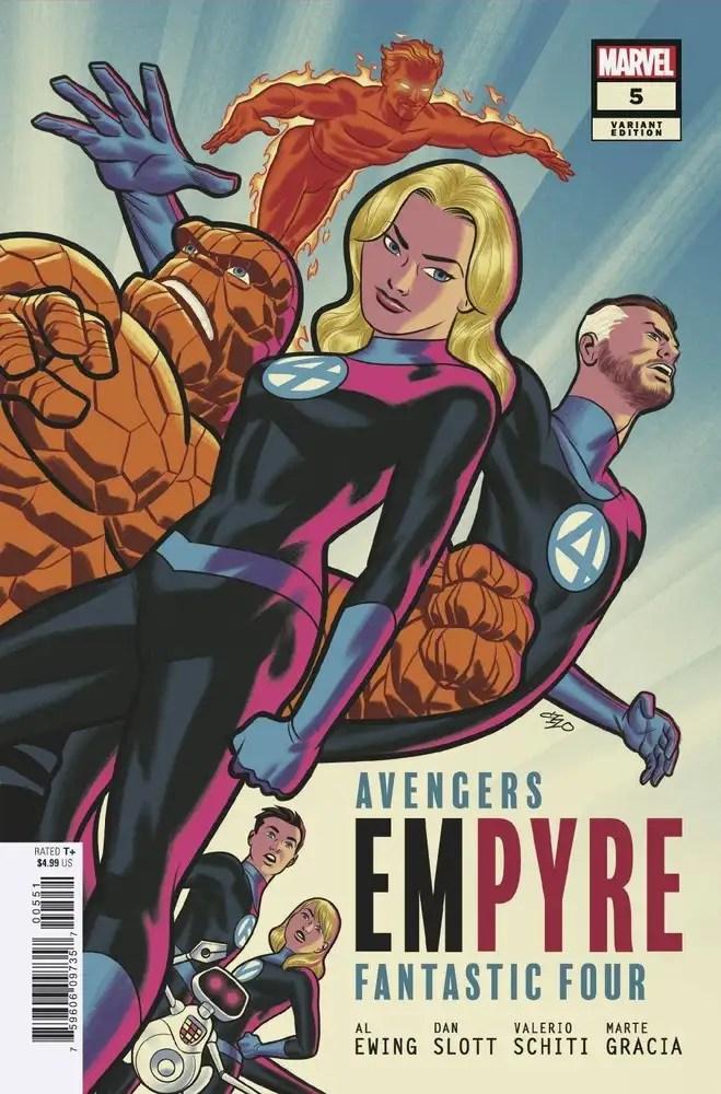 APR200853 ComicList: Marvel Comics New Releases for 08/12/2020