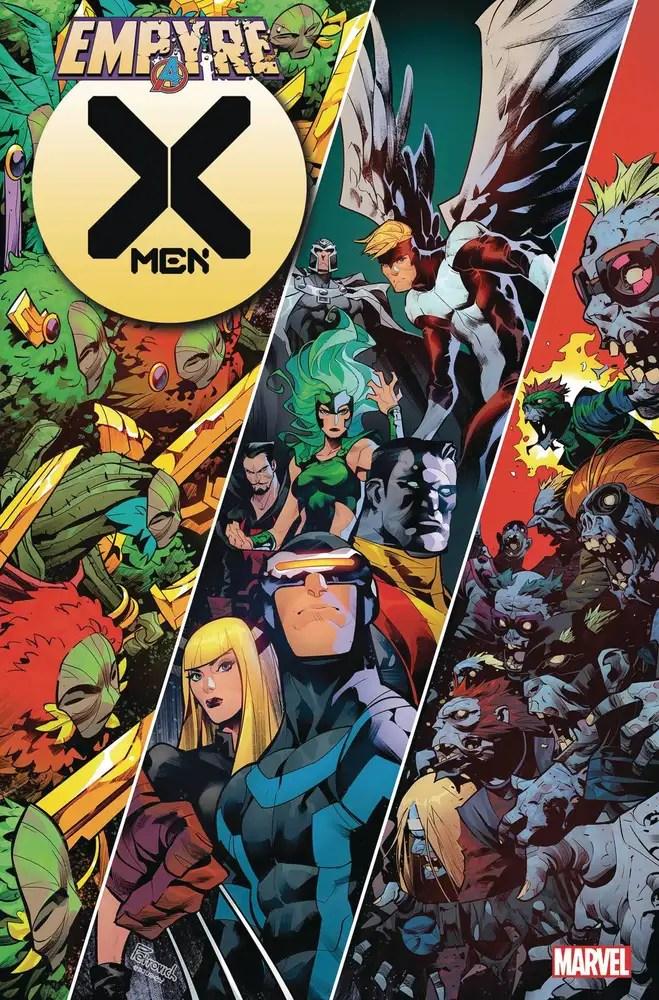 APR200875 ComicList: Marvel Comics New Releases for 08/12/2020