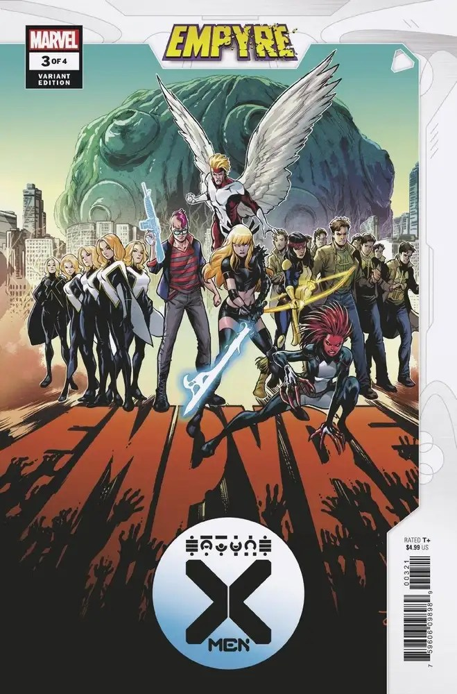 APR200876 ComicList: Marvel Comics New Releases for 08/12/2020
