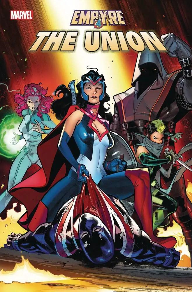 APR200879 ComicList: Marvel Comics New Releases for 01/13/2021