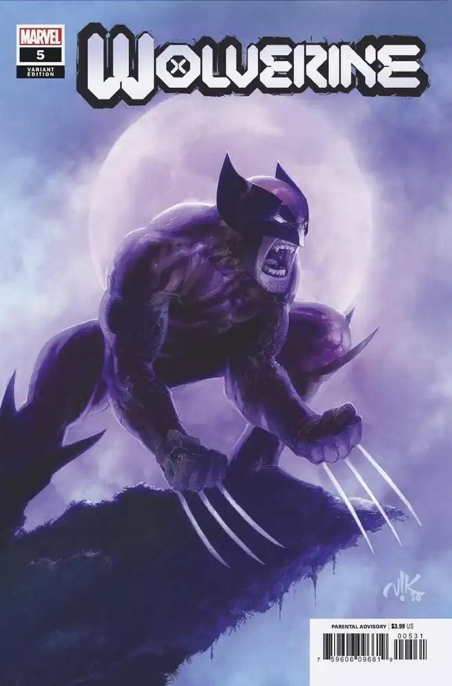APR200903 ComicList: Marvel Comics New Releases for 09/02/2020