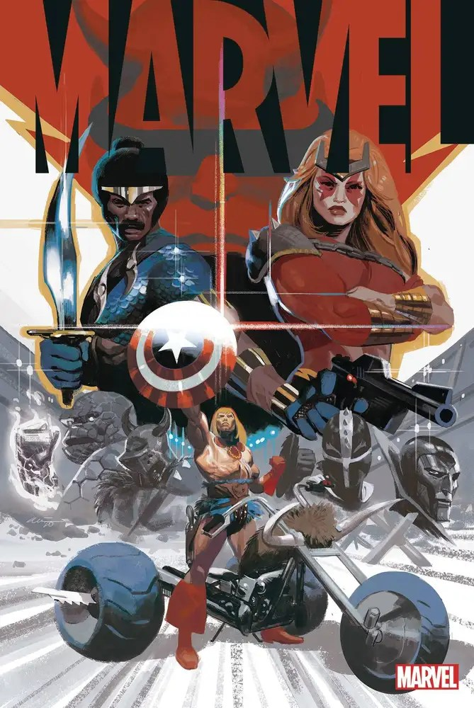 APR200927 ComicList: Marvel Comics New Releases for 01/27/2021