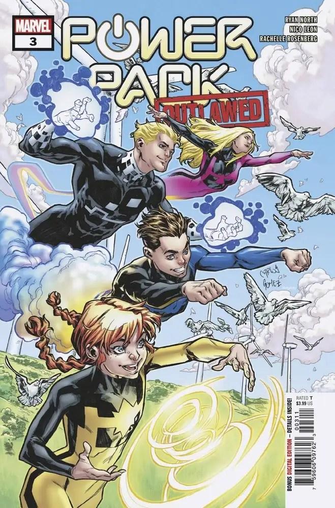 APR200957 ComicList: Marvel Comics New Releases for 02/10/2021