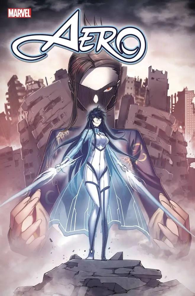 APR201036 ComicList: Marvel Comics New Releases for 10/21/2020