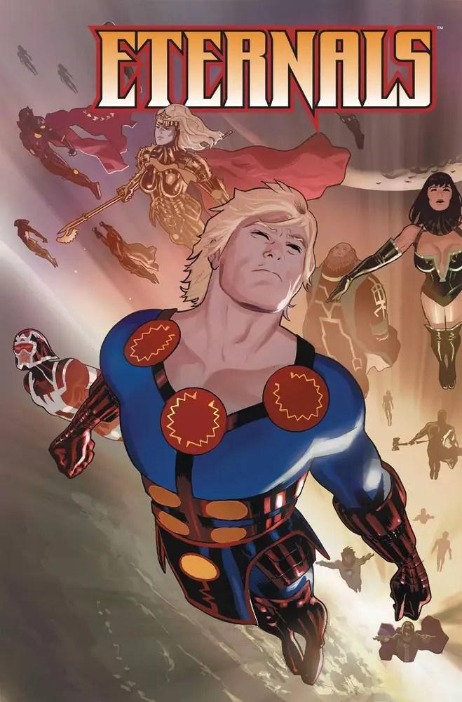 APR201083 ComicList: Marvel Comics New Releases for 02/03/2021
