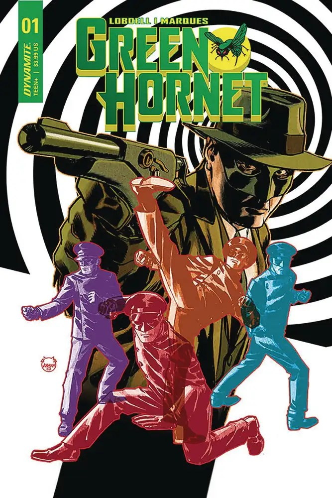 APR201143 ComicList: Dynamite Entertainment New Releases for 07/22/2020