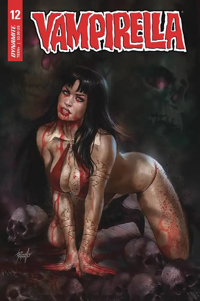 APR201198 ComicList: Dynamite Entertainment New Releases for 08/12/2020