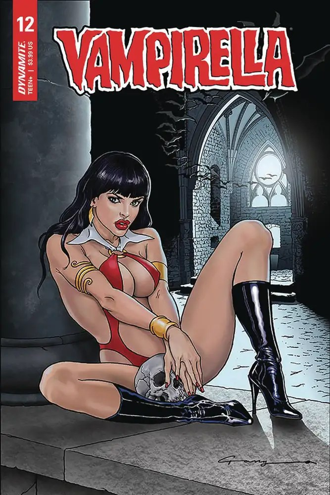 APR201199 ComicList: Dynamite Entertainment New Releases for 08/12/2020