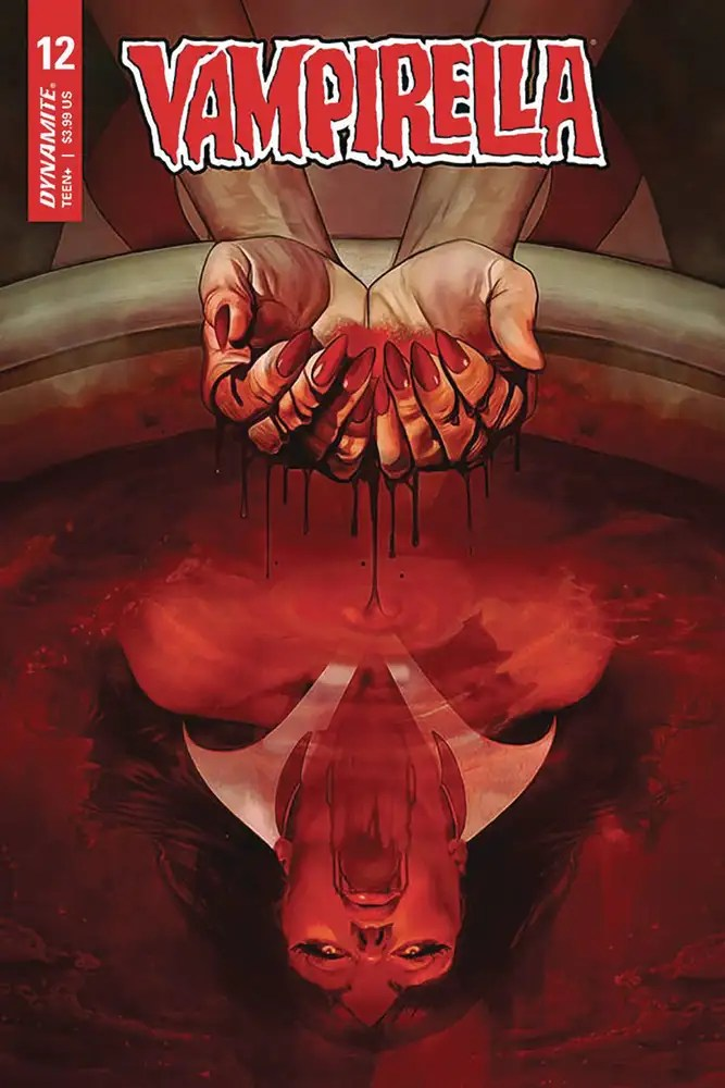 APR201200 ComicList: Dynamite Entertainment New Releases for 08/12/2020