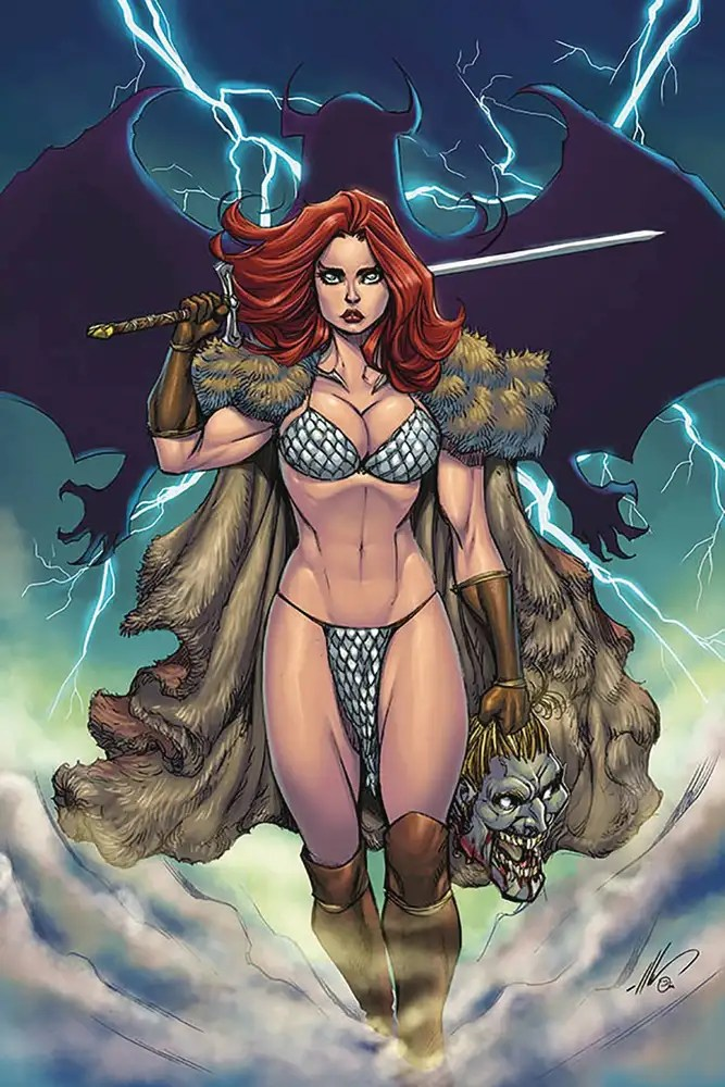 APR201231 ComicList: Dynamite Entertainment New Releases for 09/02/2020