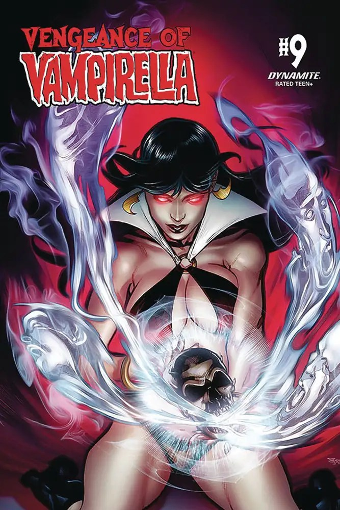 APR201319 ComicList: Dynamite Entertainment New Releases for 07/22/2020