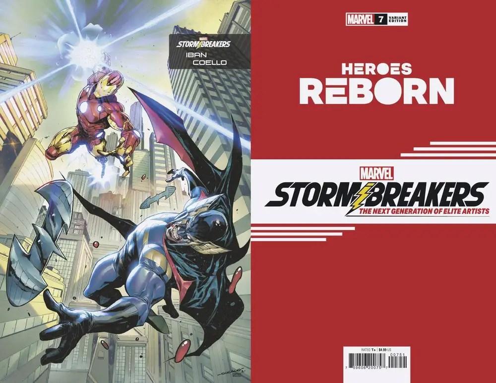 APR210711 ComicList: Marvel Comics New Releases for 06/16/2021