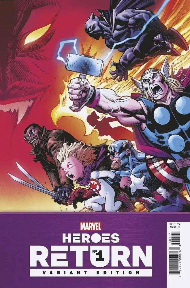 APR210713 ComicList: Marvel Comics New Releases for 06/23/2021