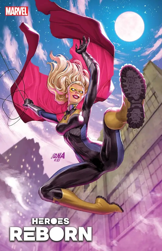 APR210719 ComicList: Marvel Comics New Releases for 06/09/2021