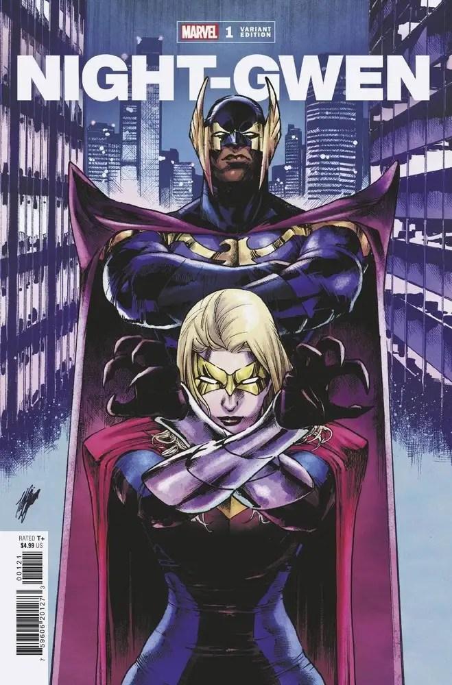 APR210721 ComicList: Marvel Comics New Releases for 06/09/2021